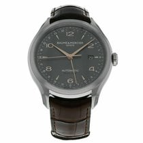 Baume & Mercier Clifton Steel 43mm Arabic numerals United States of America, Florida, Sarasota