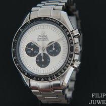 Omega Speedmaster Professional Moonwatch occasion 42mm Argent Chronographe Acier