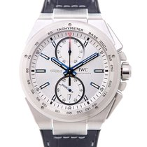 IWC Ingenieur Chronograph Racer new Automatic Watch with original box and original papers IW378509