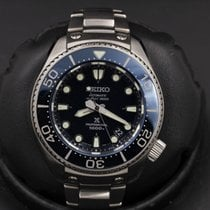 Seiko Marinemaster Titanium 48mm Blue United States of America, California, Huntington Beach