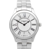 Frederique Constant Steel 36mm Quartz FC-220MS3B6B new