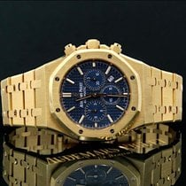 Audemars Piguet Royal Oak Chronograph 26320BA.OO.1220BA.02 Très bon Or jaune 41mm Remontage automatique