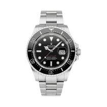 Rolex Sea-Dweller 4000 Acero 43mm Negro Sin cifras