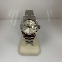 Rolex Oyster Perpetual Lady Date Steel 26mm Silver United States of America, New York, Loudonville