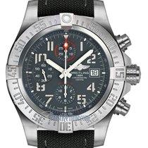 Breitling Avenger Bandit nouveau Remontage automatique Chronographe Montre avec coffret d'origine