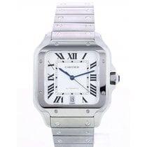 Cartier Santos (submodel) nov Automatika Sat s originalnom kutijom i originalnom dokumentacijom WSSA0018