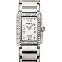 Patek Philippe Twenty~4 Small 18K White Gold Diamonds Ladies...