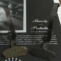"""ロレックス (Rolex) a set of 2 watch display stand """"ROLEX of GENEVA"""""""