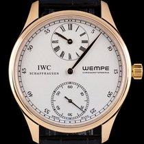 IWC 18k R/G Wempe Ltd Ed Portuguese Regulateur IW544303