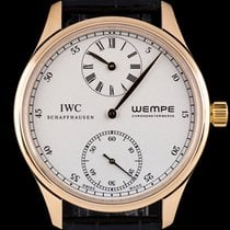 IWC Wempe Portuguese Regulateur IW544303