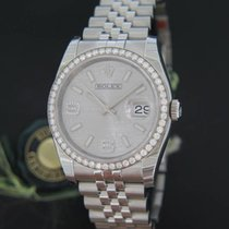 Rolex Datejust Diamonds NEW 116244