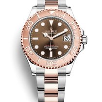 Rolex Yacht Master 268621 Rose Gold, Steel, 37mm - 268621