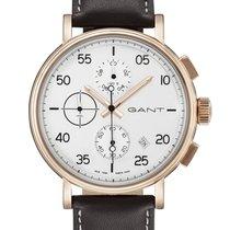 Gant Acero 45mm Cuarzo GT037002 nuevo