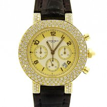 Chaumet chronograph 18 k