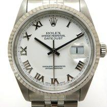 Rolex Datejust Steel 36mm White Roman numerals Australia, Sydney