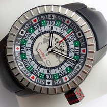 Gevril GV2 - Lucky Seven Roulette Automatic - Limited Edition