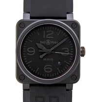 Bell & Ross BR 03-92 Ceramic BR0392-PHANTOM-CE neu