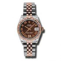 Rolex Lady-Datejust nuevo Reloj con estuche y documentos originales 178341 CHODRJ