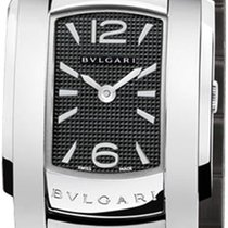 Bulgari Assioma new Quartz Watch with original box and original papers AA35BSS