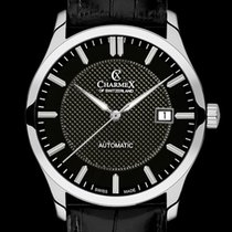 Charmex Steel 40mm Automatic Charmex La Tremola 2646 new