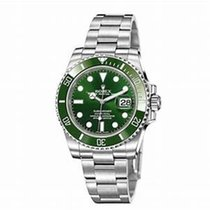 Rolex Submariner Date 116610LV Новые Сталь 40mm Автоподзавод