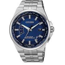 Citizen CB0160-85L CITIZEN Radiocontrollato H804 Acciaio Blu 43mm new