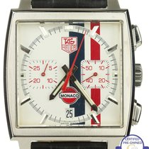 TAG Heuer Vintage TAG Heuer Monaco Automatic Chronograph Date...