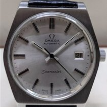 Omega Steel Automatic pre-owned Genève