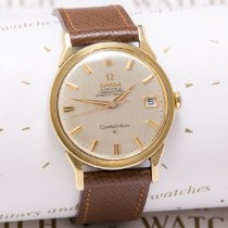 Omega Constellation Gold/Steel 33.6mm United Kingdom, Macclesfield