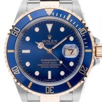 Rolex Submariner Date neu 40mm Gold/Stahl