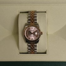 Rolex Lady-Datejust Gold/Steel 31mm Pink United States of America, California, Pasadena