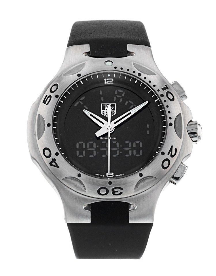 TAG Heuer Watch Kirium CL111A.FT6000 για πώληση με 779 € από Seller της  Chrono24 247b3608934