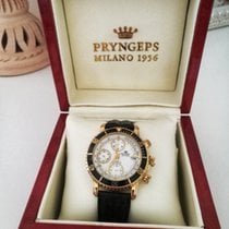 Pryngeps Chronograaf 39mm Automatisch 2005 tweedehands Wit