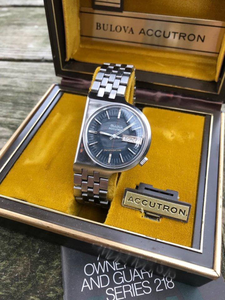 dating vintage bulova horloges