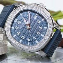 Patek Philippe Aquanaut Steel 35.6mm Blue