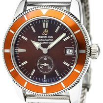 Breitling A37320 Stahl 38mm