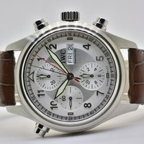 IWC Pilot Double Chronograph IW371343 pre-owned
