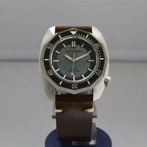 Nethuns Steel 45mm Automatic LS122 new