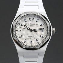 Girard Perregaux Ceramic Automatic White 38mm Laureato