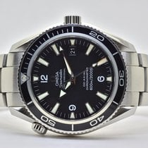 Omega 2201.50 Steel 2010 Seamaster Planet Ocean 42mm pre-owned