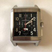 Jaeger-LeCoultre Reverso Squadra World Chronograph Titanium Black Arabic numerals United States of America, Virginia, Bon Air
