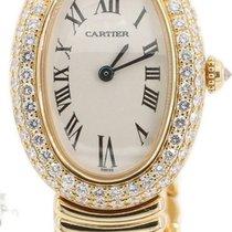 Cartier Baignoire Rose gold 25mm White United States of America, Illinois, BUFFALO GROVE