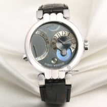 Harry Winston Premier 200-MMTZ39W pre-owned