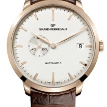 Girard Perregaux 1966 49543-52-131-BKBA new