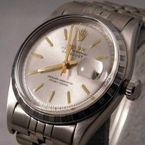 Rolex Datejust 36mm Prata