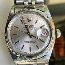 Rolex Datejust 36mm Zilver