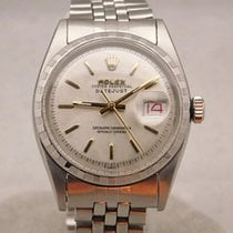 Rolex Datejust 36mm Srebrny