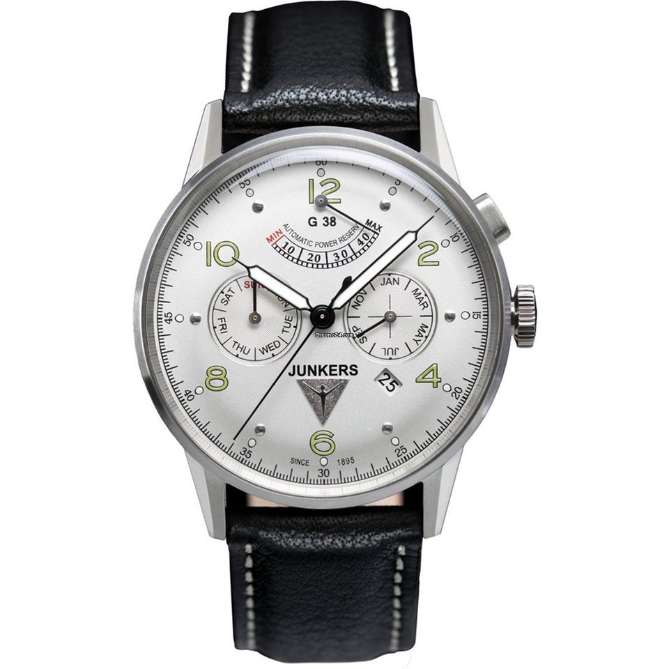 62566ebeede Junkers G38 - all prices for Junkers G38 watches on Chrono24