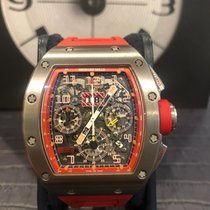 Richard Mille RM011 Titane 2013 RM 011 50mm occasion France, Paris