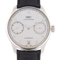IWC IW500712 Steel Portuguese Automatic new